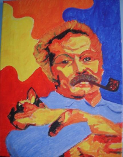 Georges Brassens by fernando83250